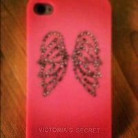 Photo taken at Victoria's Secret PINK by Gulru Y. on 11/30/2012