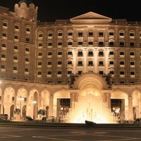 Photo taken at The Ritz-Carlton, Riyadh by Amanda on 2/17/2013