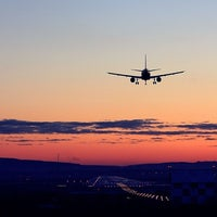 Снимок сделан в Международный аэропорт Кольцово (SVX) пользователем Александр И. 6/8/2013