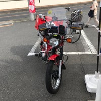 Photo taken at Ministop by おやぁじ (. on 5/3/2018