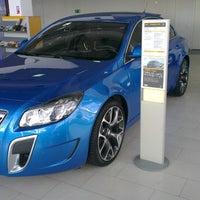 Photo taken at Автосалон Флагман (Opel, Chevrolet) by Denis U. on 4/27/2013