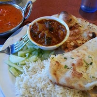 Photo taken at Tandoori Oven by Chas Y. on 2/13/2013