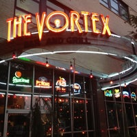 Photo taken at The Vortex Bar & Grill by David H. on 11/1/2012