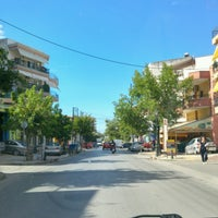 Photo taken at Evosmos by Kostas G. on 7/28/2017