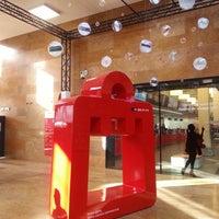 Photo taken at Gare de Genève Cornavin by Gare de Genève Cornavin on 5/14/2014