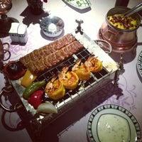 Photo taken at Parisa Irani Restaurant by Khulood A. on 3/16/2013