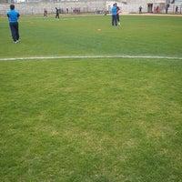 Photo taken at Niğde 5 Şubat Stadyumu by A. Elçiçeği🇹🇷 🇹🇷 on 3/31/2013