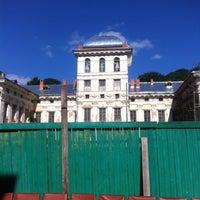 Photo taken at Дворцово–парковый ансамбль «усадьба Булгаков» by Julia on 8/6/2016