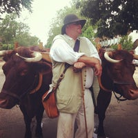 Photo taken at Colonial Williamsburg by Meredith P. on 6/19/2013