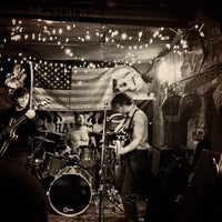 Photo taken at Hank's Saloon by Steve H. on 10/11/2012