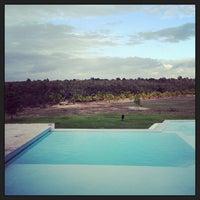 Photo taken at La Estancia Golf Resort by Rolando on 3/29/2013