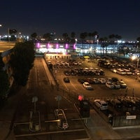 Photo Taken At Long Beach Airport Parking Structure Lot B By Glen F