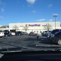 Photo taken at Stop & Shop by Annette Z. on 1/26/2013