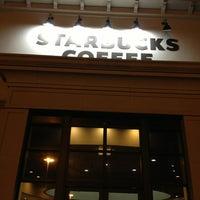 Photo taken at Starbucks by SAMANTHA M. on 2/18/2013