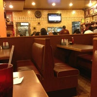 Photo taken at Sunset Park Diner and Donuts by SAMANTHA M. on 6/23/2013