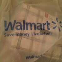 Photo taken at Walmart by SAMANTHA M. on 2/18/2013