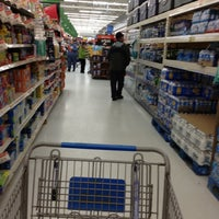 Photo taken at Walmart Supercenter by Amanda G. on 2/21/2013