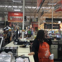 Photo taken at The Home Depot by Palmira on 8/10/2016