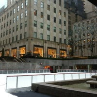 Photo taken at 30 Rockefeller Plaza by Cassie H. on 2/8/2013