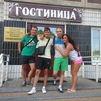 Photo taken at Общежитие Финуниверситета by Lady V. on 8/10/2013