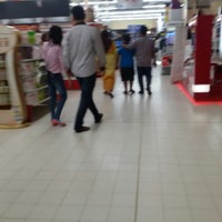 Photo taken at Carrefour by Rio A. on 8/17/2014
