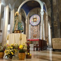 Photo taken at National Shrine of Our Mother of Perpetual Help (Redemptorist Church) by Keith B. on 5/19/2013