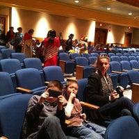 Photo taken at University Hall by Jeff H. on 3/23/2013