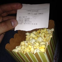 Photo taken at Cinemas Riverside by Kelson C. on 11/16/2013