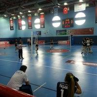 Photo taken at Beden Eğitimi ve Spor Yüksekokulu by Emre Ç. on 4/17/2013