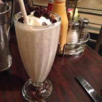 Photo taken at Standard Diner by Ally S. on 11/9/2013