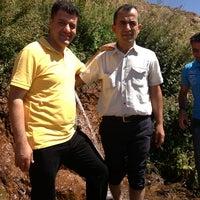 Photo taken at Şenyayla by Dinar N. on 8/9/2013