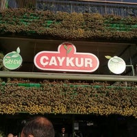 Photo taken at Çaykur Çay Evi by Zeruka on 3/13/2013