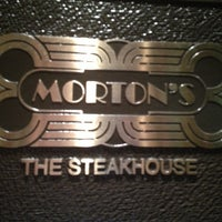 Photo taken at Morton's the Steakhouse by Randy C. on 10/7/2012