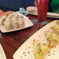 Photo taken at Silk Sushi Bar by Alina P. on 5/11/2013