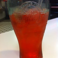 Photo taken at Steak 'n Shake by Lindsey B. on 1/31/2013
