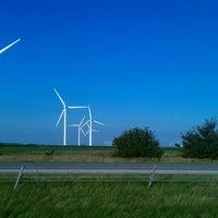 Photo taken at Meadow Lake Wind Farm by Teri P. on 7/13/2013