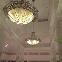Photo taken at Sheraton Bandara Hotel by Tonyo C. on 5/9/2013