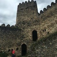 Photo taken at Ananuri Castle Complex by Yakov P. on 6/7/2016