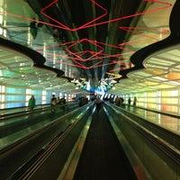 Photo taken at Terminal 1 by Kevin K. on 1/20/2013