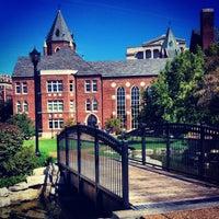 Davis-Shaughnessy Hall (SLU John Cook School of Business ...