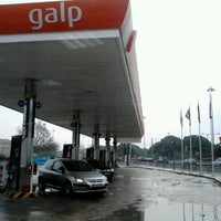Photo taken at Galp by Monicandreia J. on 1/25/2013