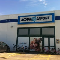 Photo taken at Acqua E Sapone by Alessio B. on 6/22/2013