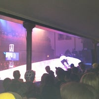 Photo taken at Red Bull Mini Drome by intervenue by Elvis D. on 3/24/2013