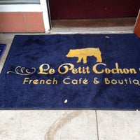 Photo taken at Le Petit Cochon by Mamie L. on 11/26/2013