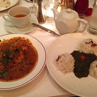 Photo taken at Ajanta Restaurant by Mamie L. on 12/16/2013