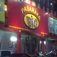 Photo taken at Pasaraya BIG by Acu E. on 2/9/2013