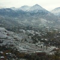 10/28/2013 tarihinde Aida M.ziyaretçi tarafından The Ritz-Carlton, Almaty'de çekilen fotoğraf