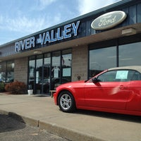 Photo taken at River Valley Ford by Shawn D. on 5/20/2014