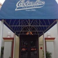 Photo prise au Columbia Restaurant par Andy B. le6/7/2013
