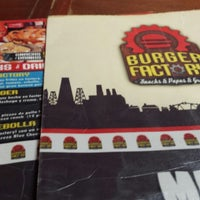 Photo taken at Burger Factory by Borre P. on 11/7/2013